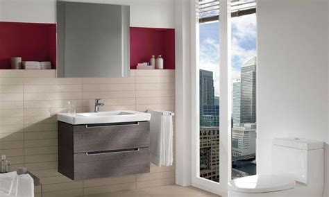 Villeroy And Boch Bathroom Accessories Villeroy Boch Subway 2 0 Oak Graphite Bathroom Furniture Search