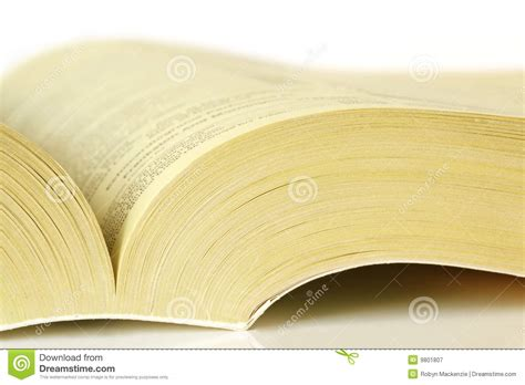 Yellow Book Search Yellow Pages Royalty Free Stock Photography Image 9801807