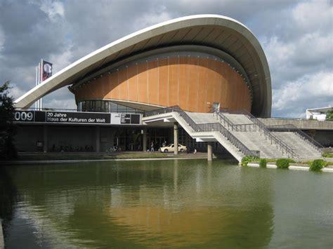 das haus der kulturen der welt hansaviertel buildings internationales bau ausstellung
