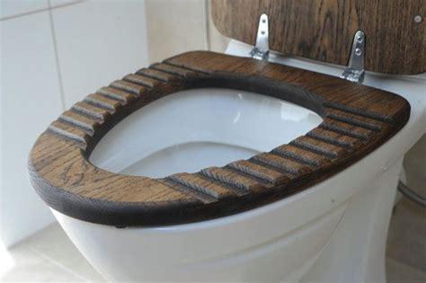 rustic oak toilet seat must for cave sailor oak wood toilet seat