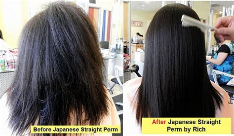 japanese permanent hair straightening and perming home japanese straight perm yelp