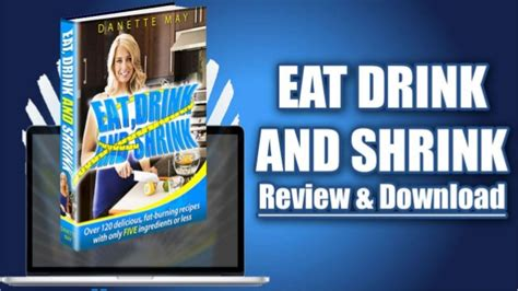 Danette May Detox Reviews by Eat Drink And Shrink Review By Danette May