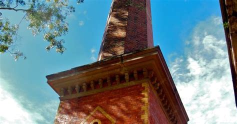 chiminea newcastle nsw chimney stack of walka water works oakhton heights