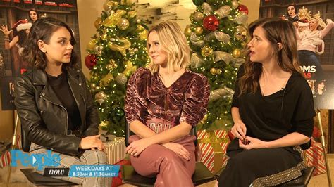 movie database a bad moms christmas by mila kunis and kristen bell mila kunis talk to husbands about parenting after time people com