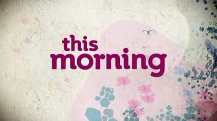 this morning (tv programme) wikipedia
