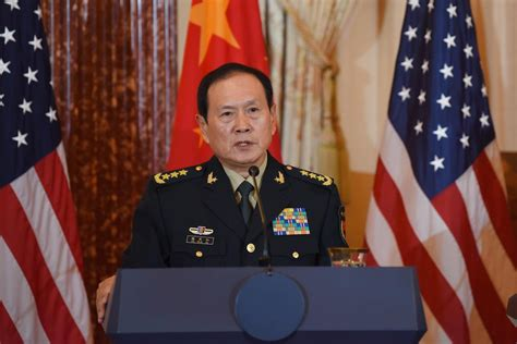 china defense chiefs  meet  singapore
