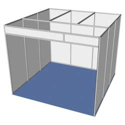 Jual Dan Sewa Stand 3x3 R8 stand pameran ukuran 3x3 r 8 stand pameran r8 partisi
