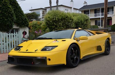 Lamborghini Diablo Gtr by Lamborghini Diablo Gtr 1 18 Looksmart Models