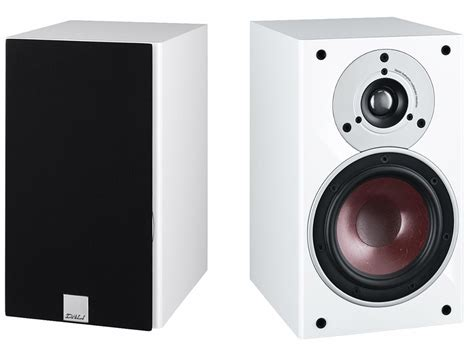 dali zensor 3 white bookshelf speaker pair dali