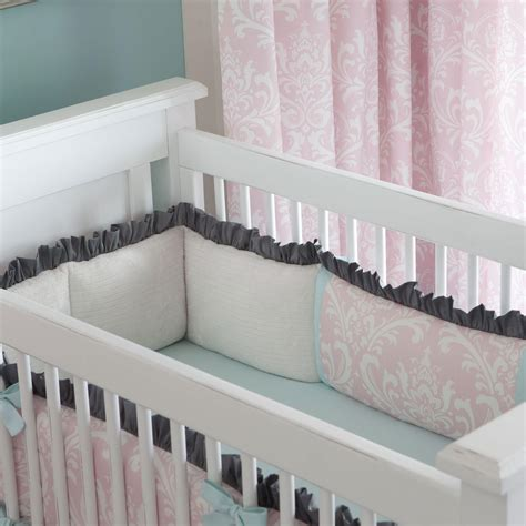 Ritzy Baby Crib Bumper Carousel Designs Bumpers For Baby Crib
