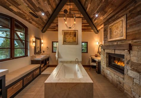 amazing and artistic bathroom designs from deviants rustic 17 amazing rustic bath designs that will make you feel