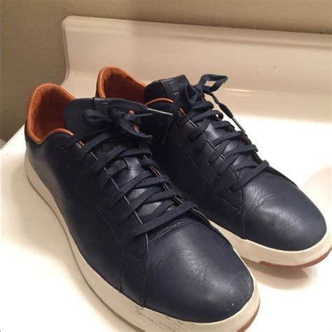 62 cole haan other cole haan grand pro navy sneakers 11 5 from nick s closet on poshmark