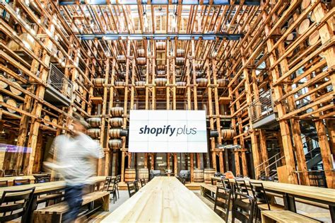 shopifys jaw dropping waterloo distillery techvibes