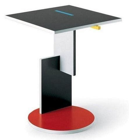 Home Design Inside by Gerrit Rietveld Schroeder Table Bauhaus 2 Your House