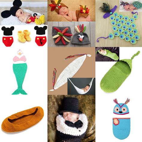 Handmade Crochet Baby Clothes For Sale - aliexpress buy retail crochet baby cocoon costume