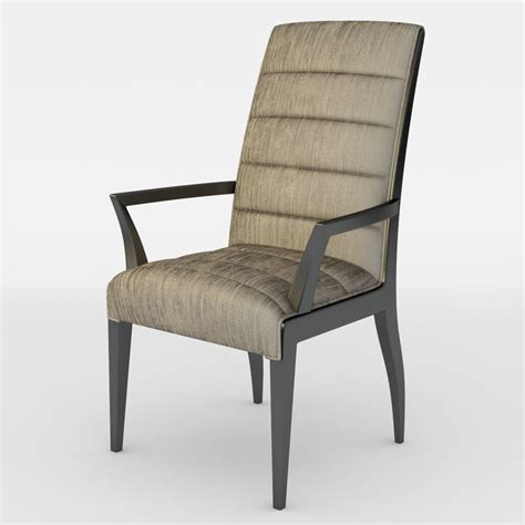 Fiona Chair by 3d Model Chair Donghia Fiona