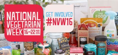 National Vegetarian Week 21 27 May by Archives Ethical From Ethicalsuperstore