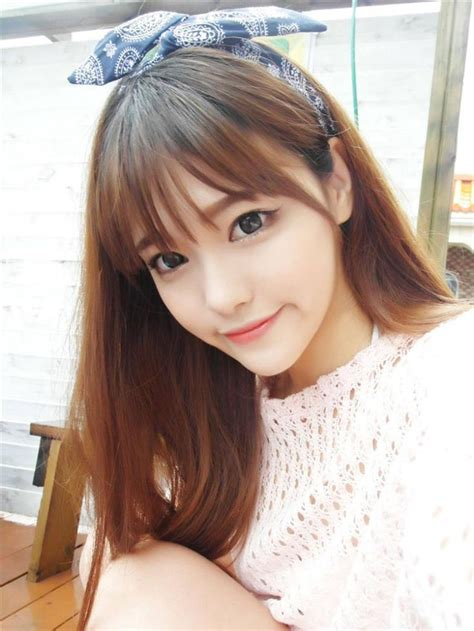 where can i buy bangs attached to a headband in brooklyn 17 best ideas about korean bangs on pinterest korean