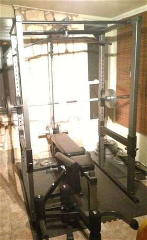 Parabody Squat Rack by Parabody Power Rack Espotted