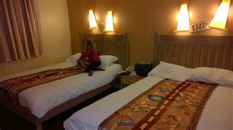chambre f馥 la chambre picture of disney s hotel santa fe marne la