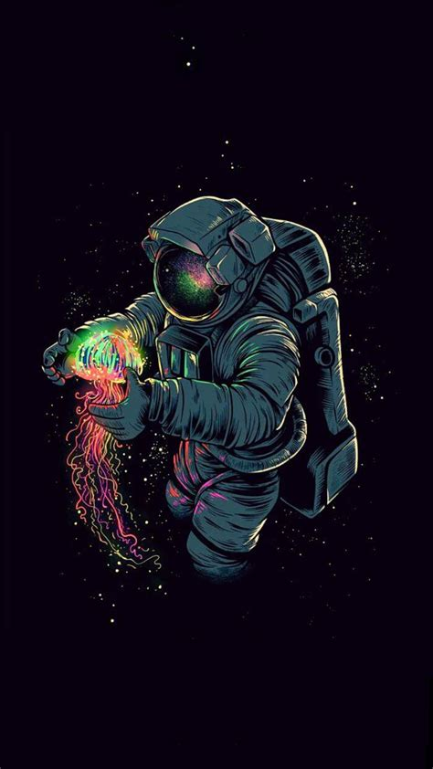spaceman wallpaper  juicypineapples    zedge