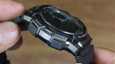 Jam Tangan Casio Ae 1000w 1bv casio standard ae 1000w 1bv indowatch co id