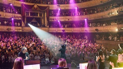 entradas para el concierto barrio en madrid el barrio triunfa en el teatro real con su espect 225 culo