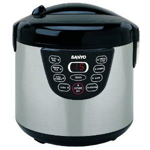 Rice Cooker Sanyo sanyo ecj m100s 10 cup rice cooker sanyo rice cooker