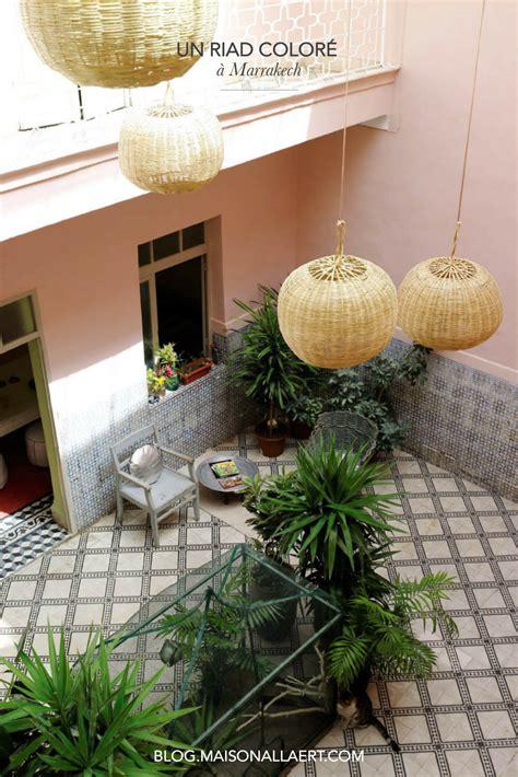 maison marocaine avec patio d 233 co maison marocaine typique d 233 couvrez ce riad color 233
