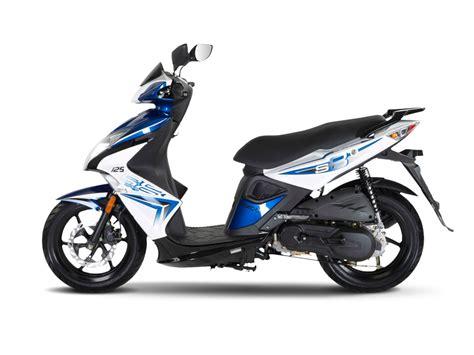 Motorrad Mieten 125 Ccm by Gebrauchte Kymco 8 125 Motorr 228 Der Kaufen