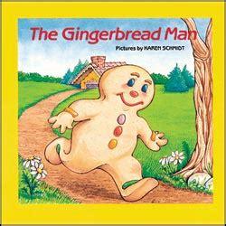 my gingerbread man printable book the gingerbread man audio book cd unabridged
