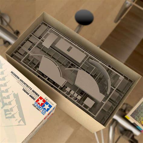Download Autodesk tamiya architectural edition tadao ando koshino house