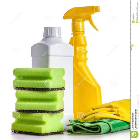 House Cleaning Pacific House Cleaning House Cleaning Tools Stock Image Image Of House