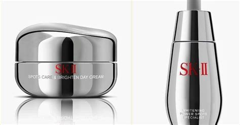 Sk Ii Whitening Power Spot fashion lifestyle travel