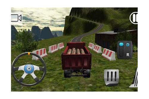 truck driver game free download for android