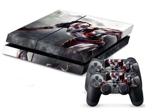 Ps4 Skin Custom Order war custom king sticker for ps4 playstation 4 console controller skin gaming ps4