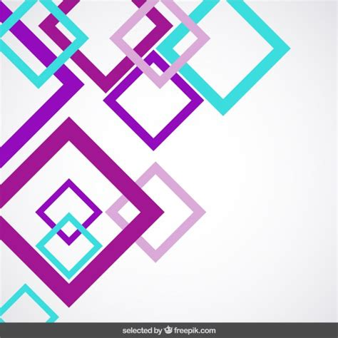 purple layout vector background with purple and turquoise squares vector free