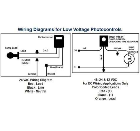 photocell sensor wiring diagram 31 wiring diagram images