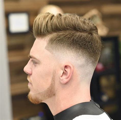 low fade side part slick mens pinterest the best new men s haircuts to get in 2018 men s