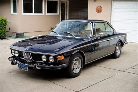 Bmw 3 0 Cs by 1973 Bmw 3 0cs Sunroof Coupe For Sale On Bat Auctions