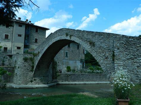 in romagna al vecchio convento i ponti medioevali in romagna