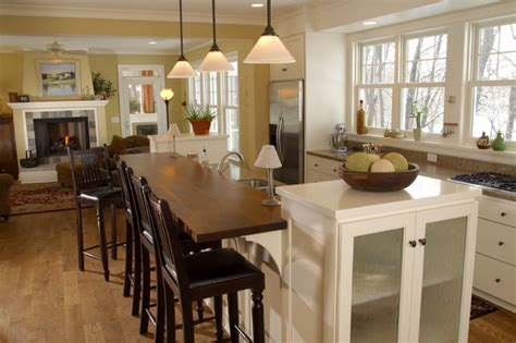 kitchen designs in open floor plans farmhouse kitchen open floor plan farmhouse kitchen