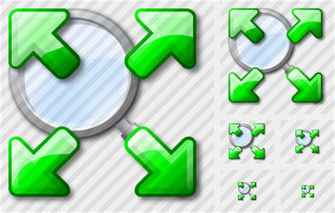 zoom extent icon aero icons stock icons insofta