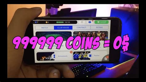 Myclub Coins 18k Akun Pes 2017 Mobile pes 2017 hack myclub coins ios android pro evolution soccer 2017 hack