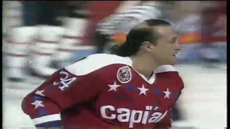 classic all star moment al iafrate hits 105 video nhl