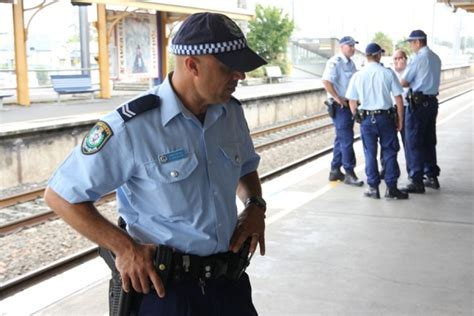 Shop Cops Style Criminals Take The Fall Second City Style Fashion by A Newcastle Officer With The Nsw Transport Command