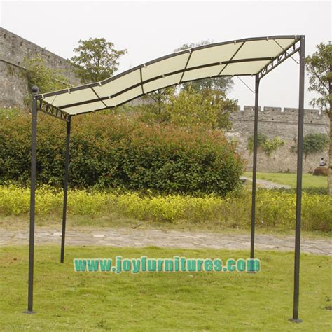 pavillon 2x3m santiago wall gazebo with fly screen buy santiago wall