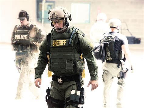 Tactical Officer by National Tactical Officers Association Burgess