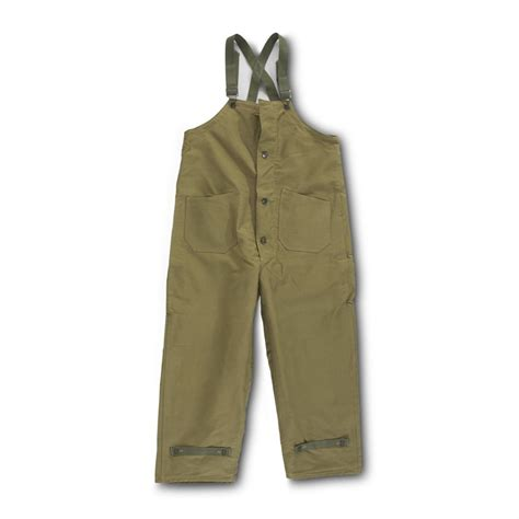 New Overall new italian surplus wool lined overall with