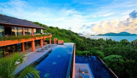 sri panw  resort great hotel    view